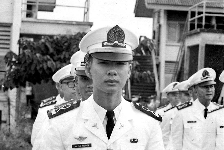Lễ mãn khóa QYHD 17 năm 1970